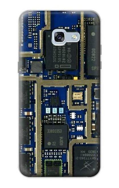S0063 回路基板 Curcuid Board Samsung Galaxy A5 (2017) バックケース、フリップケース・カバー