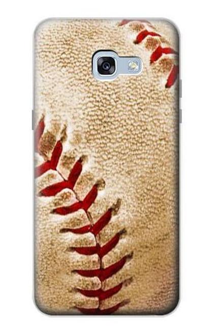 S0064 野球 ベースボール Baseball Samsung Galaxy A5 (2017) バックケース、フリップケース・カバー