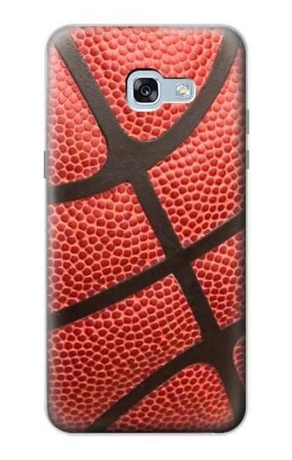 S0065 バスケットボール Basketball Samsung Galaxy A5 (2017) バックケース、フリップケース・カバー