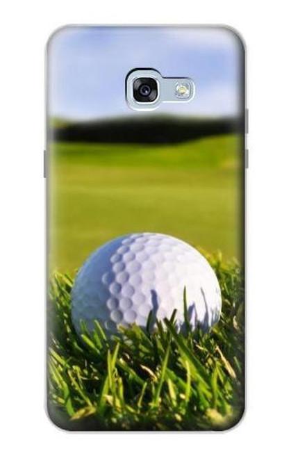 S0068 ゴルフ Golf Samsung Galaxy A5 (2017) バックケース、フリップケース・カバー