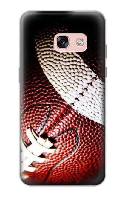 S0062 アメリカンフットボール American Football Samsung Galaxy A3 (2017) バックケース、フリップケース・カバー