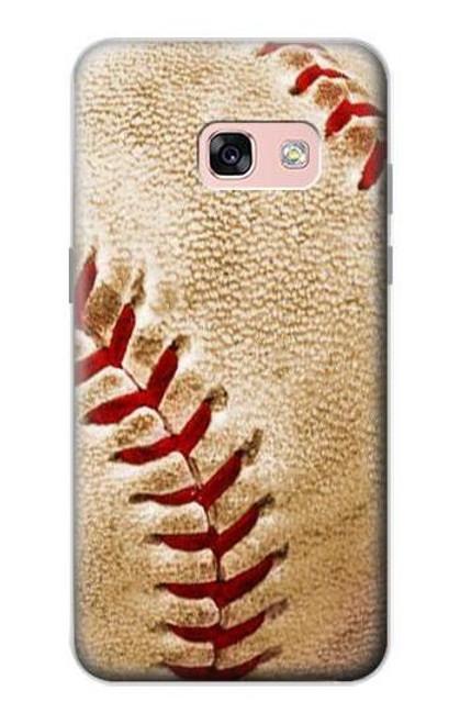 S0064 野球 ベースボール Baseball Samsung Galaxy A3 (2017) バックケース、フリップケース・カバー