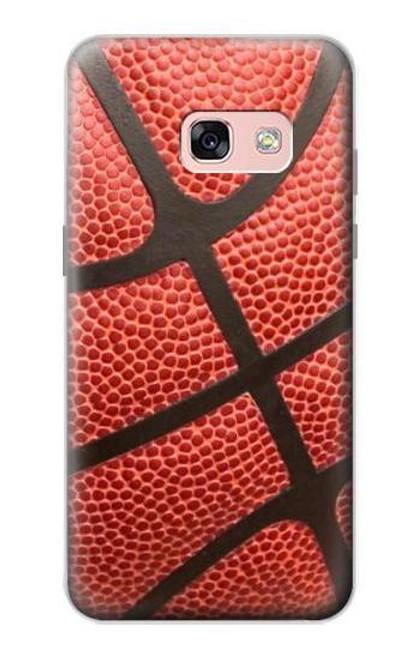 S0065 バスケットボール Basketball Samsung Galaxy A3 (2017) バックケース、フリップケース・カバー
