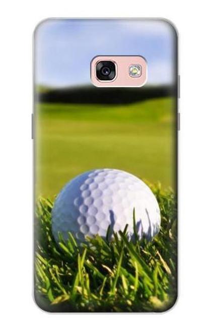 S0068 ゴルフ Golf Samsung Galaxy A3 (2017) バックケース、フリップケース・カバー