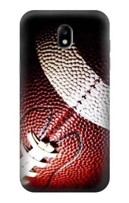 S0062 アメリカンフットボール American Football Samsung Galaxy J5 (2017) EU Version バックケース、フリップケース・カバー