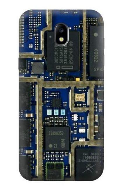 S0063 回路基板 Curcuid Board Samsung Galaxy J5 (2017) EU Version バックケース、フリップケース・カバー