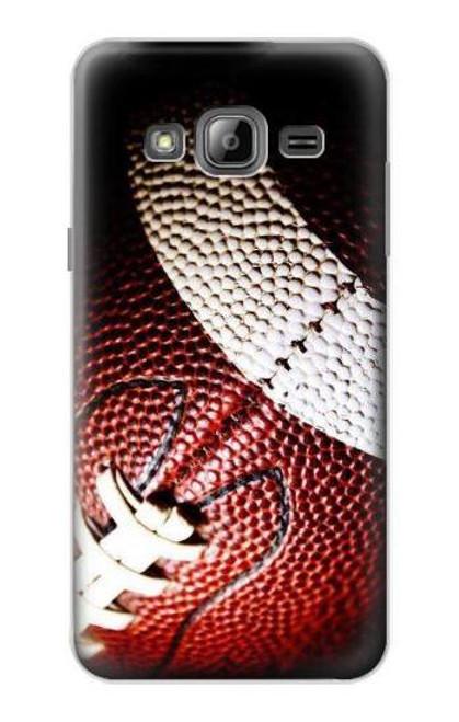 S0062 アメリカンフットボール American Football Samsung Galaxy J3 (2016) バックケース、フリップケース・カバー