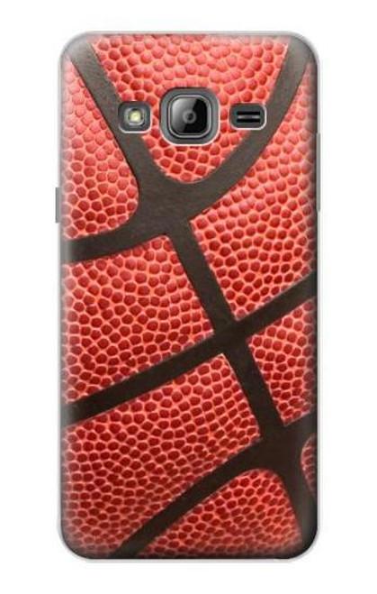 S0065 バスケットボール Basketball Samsung Galaxy J3 (2016) バックケース、フリップケース・カバー