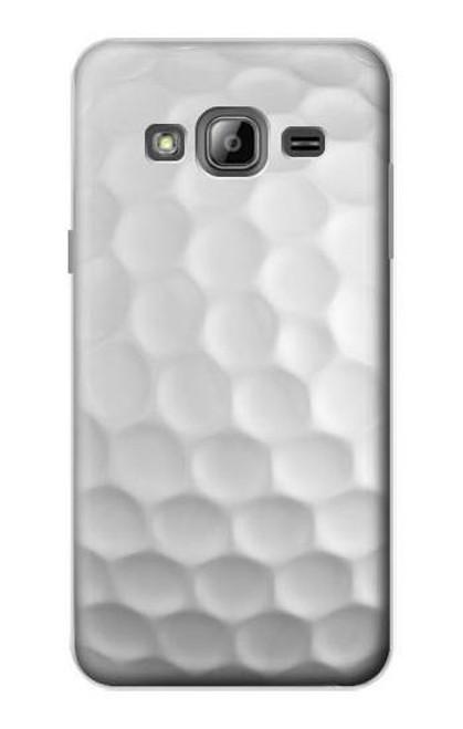 S0071 ゴルフボール Golf Ball Samsung Galaxy J3 (2016) バックケース、フリップケース・カバー