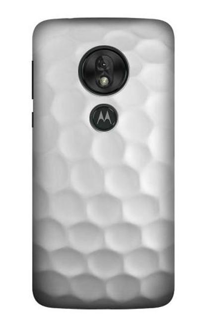 S0071 ゴルフボール Golf Ball Motorola Moto G7 Power バックケース、フリップケース・カバー