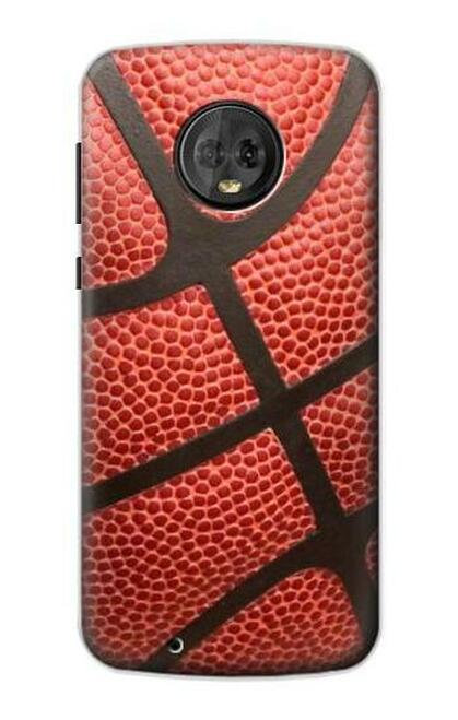 S0065 バスケットボール Basketball Motorola Moto G6 バックケース、フリップケース・カバー
