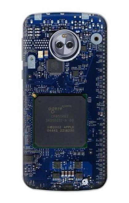 S0337 ボード回路 Board Circuit Motorola Moto X4 バックケース、フリップケース・カバー