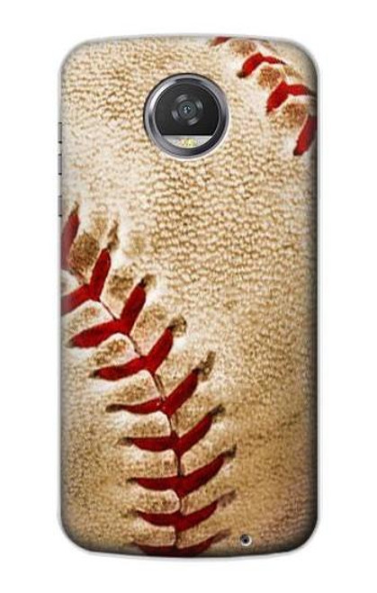 S0064 野球 ベースボール Baseball Motorola Moto Z2 Play, Z2 Force バックケース、フリップケース・カバー