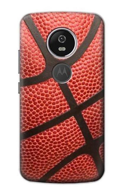 S0065 バスケットボール Basketball Motorola Moto E5 Plus バックケース、フリップケース・カバー