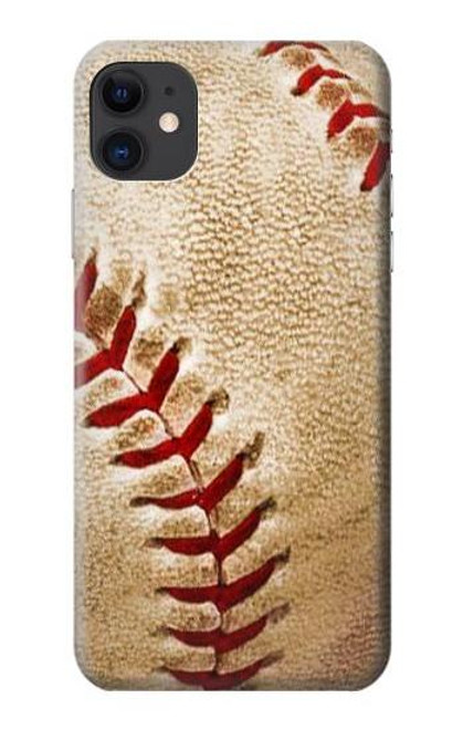 S0064 野球 ベースボール Baseball iPhone 11 バックケース、フリップケース・カバー