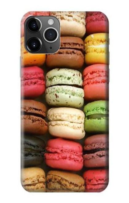 S0080 マカロン Macarons iPhone 11 Pro バックケース、フリップケース・カバー