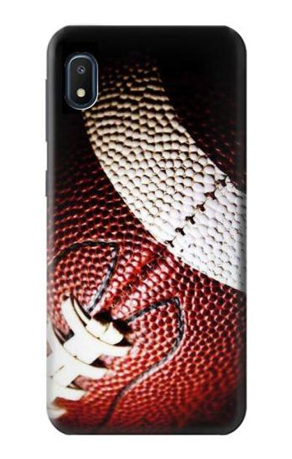 S0062 アメリカンフットボール American Football Samsung Galaxy A10e バックケース、フリップケース・カバー