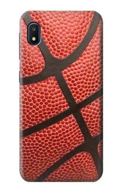 S0065 バスケットボール Basketball Samsung Galaxy A10e バックケース、フリップケース・カバー