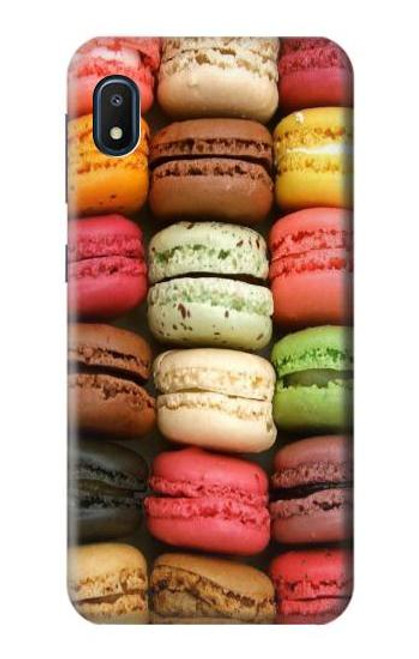 S0080 マカロン Macarons Samsung Galaxy A10e バックケース、フリップケース・カバー