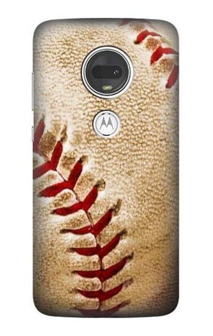S0064 野球 ベースボール Baseball Motorola Moto G7, Moto G7 Plus バックケース、フリップケース・カバー