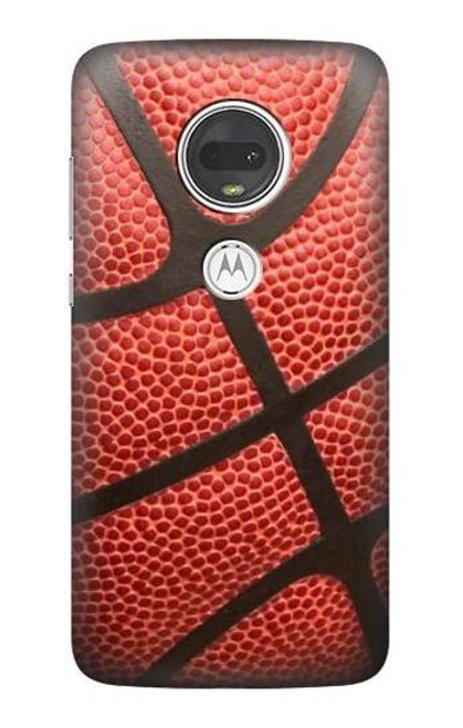 S0065 バスケットボール Basketball Motorola Moto G7, Moto G7 Plus バックケース、フリップケース・カバー