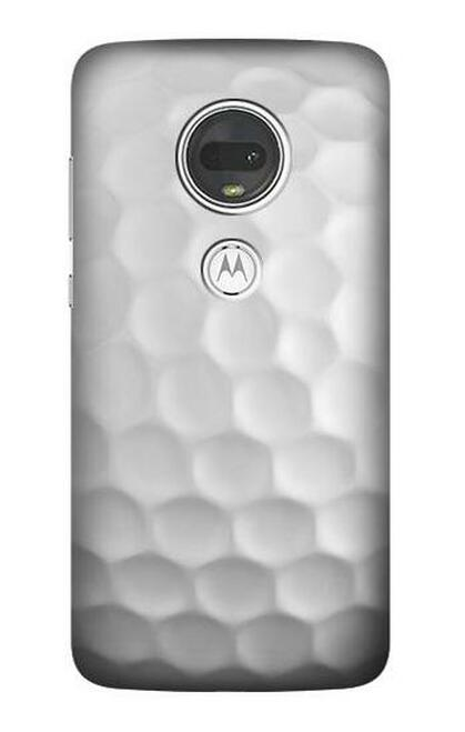 S0071 ゴルフボール Golf Ball Motorola Moto G7, Moto G7 Plus バックケース、フリップケース・カバー