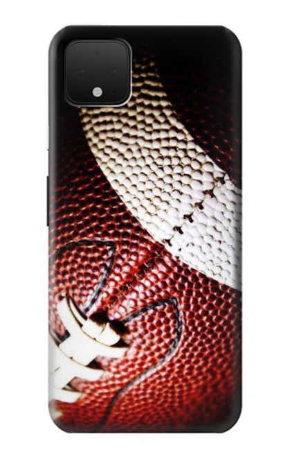 S0062 アメリカンフットボール American Football Google Pixel 4 バックケース、フリップケース・カバー