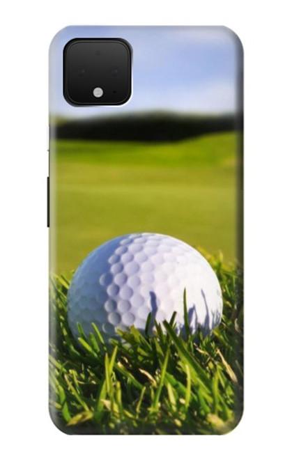 S0068 ゴルフ Golf Google Pixel 4 バックケース、フリップケース・カバー