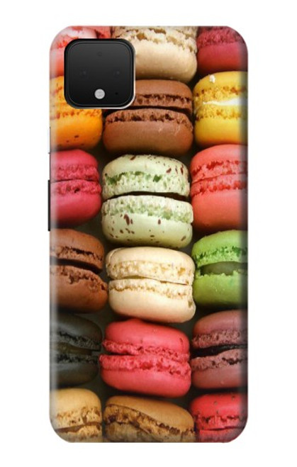S0080 マカロン Macarons Google Pixel 4 バックケース、フリップケース・カバー