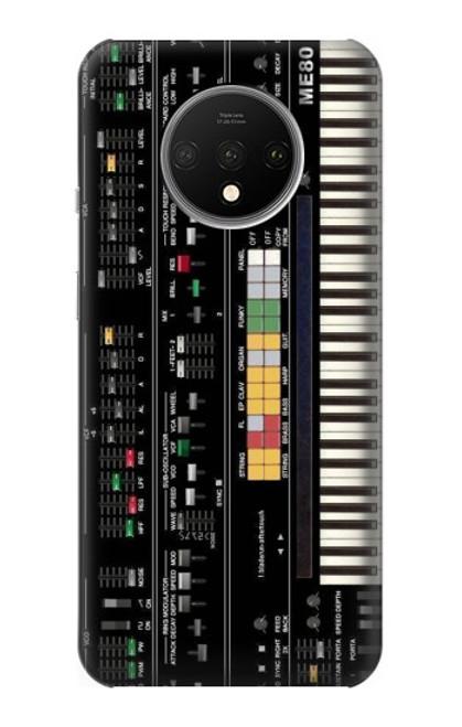 S0061 シンセサイザー Synthesizer OnePlus 7T バックケース、フリップケース・カバー