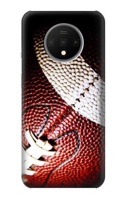S0062 アメリカンフットボール American Football OnePlus 7T バックケース、フリップケース・カバー
