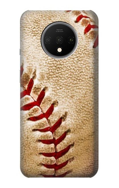 S0064 野球 ベースボール Baseball OnePlus 7T バックケース、フリップケース・カバー