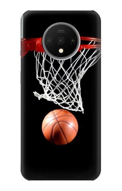 S0066 バスケットボール Basketball OnePlus 7T バックケース、フリップケース・カバー