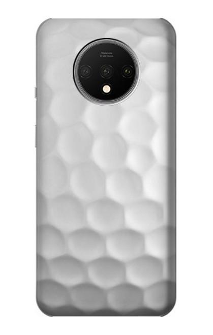 S0071 ゴルフボール Golf Ball OnePlus 7T バックケース、フリップケース・カバー