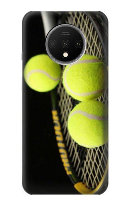 S0072 テニス Tennis OnePlus 7T バックケース、フリップケース・カバー