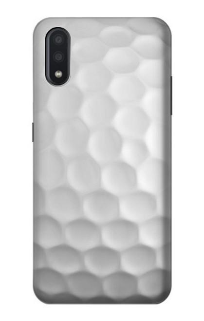 S0071 ゴルフボール Golf Ball Samsung Galaxy A01 バックケース、フリップケース・カバー