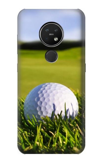 S0068 ゴルフ Golf Nokia 7.2 バックケース、フリップケース・カバー