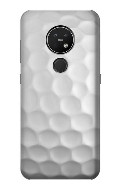 S0071 ゴルフボール Golf Ball Nokia 7.2 バックケース、フリップケース・カバー