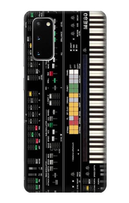 S0061 シンセサイザー Synthesizer Samsung Galaxy S20 バックケース、フリップケース・カバー