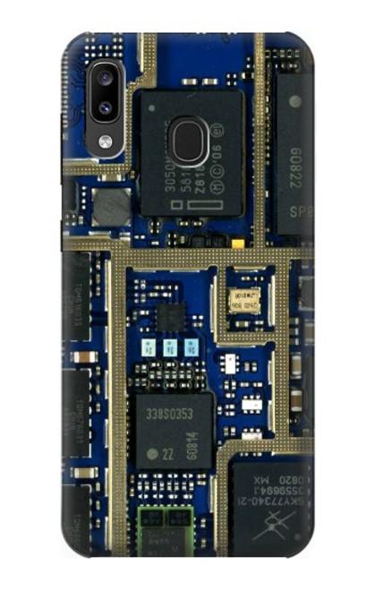 S0063 回路基板 Curcuid Board Samsung Galaxy A20, Galaxy A30 バックケース、フリップケース・カバー