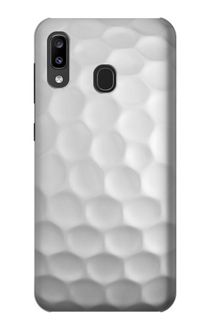 S0071 ゴルフボール Golf Ball Samsung Galaxy A20, Galaxy A30 バックケース、フリップケース・カバー