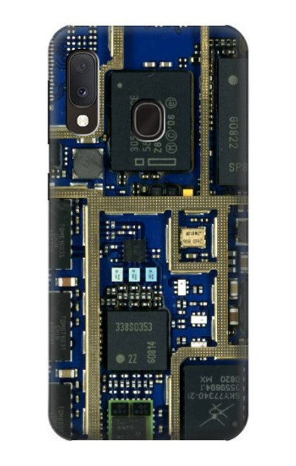 S0063 回路基板 Curcuid Board Samsung Galaxy A20e バックケース、フリップケース・カバー