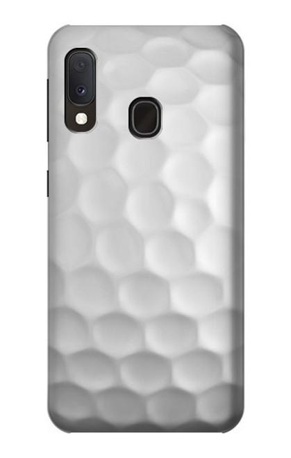 S0071 ゴルフボール Golf Ball Samsung Galaxy A20e バックケース、フリップケース・カバー
