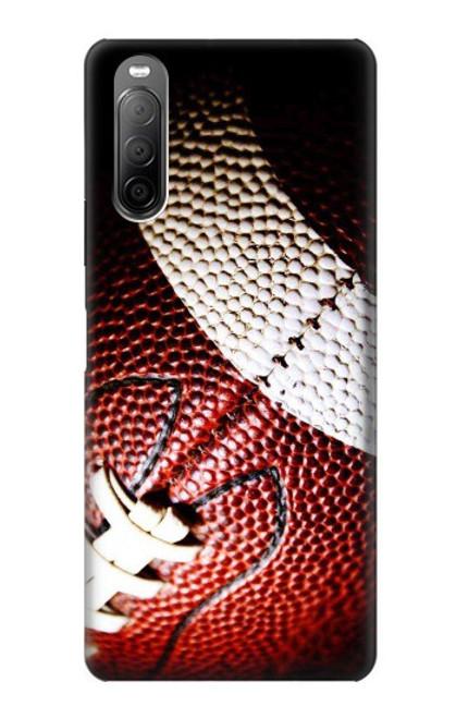 S0062 アメリカンフットボール American Football Sony Xperia 10 II バックケース、フリップケース・カバー