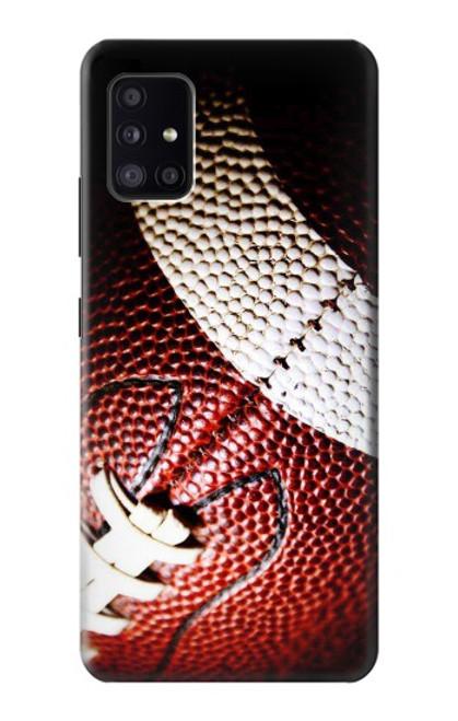 S0062 アメリカンフットボール American Football Samsung Galaxy A41 バックケース、フリップケース・カバー