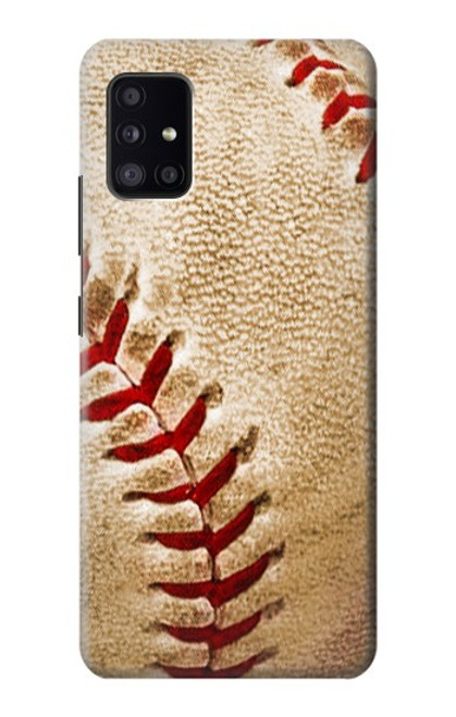 S0064 野球 ベースボール Baseball Samsung Galaxy A41 バックケース、フリップケース・カバー