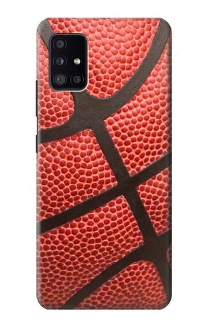 S0065 バスケットボール Basketball Samsung Galaxy A41 バックケース、フリップケース・カバー