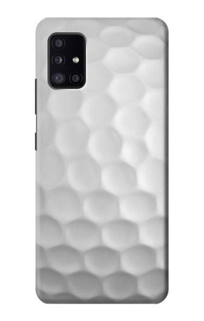 S0071 ゴルフボール Golf Ball Samsung Galaxy A41 バックケース、フリップケース・カバー