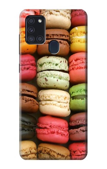 S0080 マカロン Macarons Samsung Galaxy A21s バックケース、フリップケース・カバー