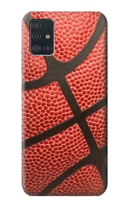 S0065 バスケットボール Basketball Samsung Galaxy A51 5G バックケース、フリップケース・カバー